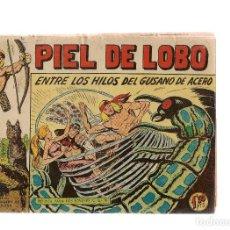 BDs: PIEL DE LOBO. ¡¡ ORIGINAL!!. Nº 57. ENTRE LOS HILOS DEL GUSANO. EDITORIAL MAGA 1959. (ST/C81). Lote 130343954