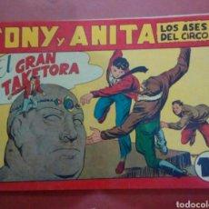 Tebeos: CÓMIC ANTIGUO TONY Y ANITA. Lote 130637218