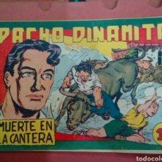 Tebeos: CÓMIC ANTIGUO PACHO DINAMITA. Lote 130637735