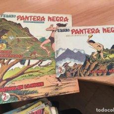 Tebeos: PEQUEÑO PANTERA NEGRA LOTE Nº 211, 221 Y 252 (ED. MAGA) (COIM7). Lote 130830460