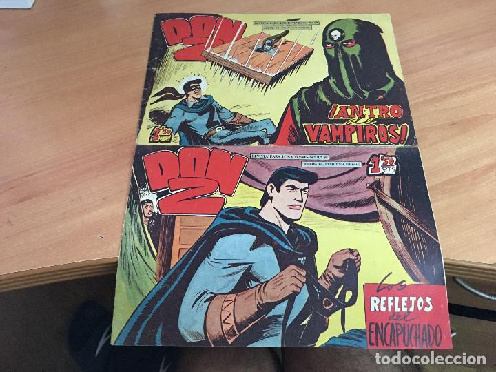 Tebeos: DON Z COLECCION COMPLETA A FALTA DE LOS Nº 81 Y 88 (ORIGINAL ED. MAGA) (COIM9) - Foto 11 - 131302259