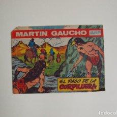 Tebeos: SERIE SELECCIONES JUVENILES - MARTIN GAUCHO Nº 6: EL PASO DE LA CORDILLERA - EDITORIAL MAGA. Lote 131423558