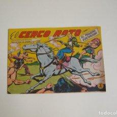 Tebeos: EL CERCO ROTO - CON EL PEQUEÑO LUCHADOR - Nº 144 - EDITORIAL VALENCIANA 1963 . Lote 131429602