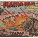 Tebeos: FLECHA ROJA Nº 40 (MAGA 1962). Lote 131549542