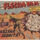 Tebeos: FLECHA ROJA Nº 29 (MAGA 1962). Lote 131549606