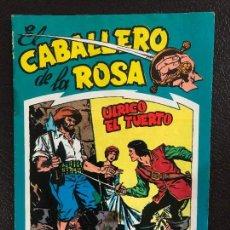 Tebeos: EL CABALLERO DE LA ROSA - Nº 1 - MAGA -T. Lote 131566282