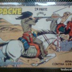 Tebeos: APACHE Nº 50 - ORIGINAL- EDT. MAGA 1955 ( M-5). Lote 131727870