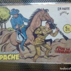 Tebeos: APACHE Nº 71 - ORIGINAL- EDT. MAGA 1955 ( M-5). Lote 131737702