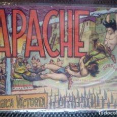 Tebeos: APACHE Nº 6 - ORIGINAL- EDT. MAGA 1958 ( M-5). Lote 131855874