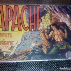 Tebeos: APACHE Nº 8 - ORIGINAL- EDT. MAGA 1958 ( M-5). Lote 131856346
