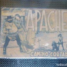 Tebeos: APACHE Nº 9 - ORIGINAL- EDT. MAGA 1958 ( M-5). Lote 131856806