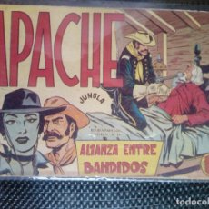 Tebeos: APACHE Nº 12 - ORIGINAL- EDT. MAGA 1958 ( M-5). Lote 131857206