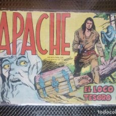 Tebeos: APACHE Nº 35 - ORIGINAL- EDT. MAGA 1955 ( M-5). Lote 131920714