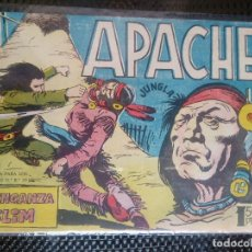 Tebeos: APACHE Nº 55 - ORIGINAL- EDT. MAGA 1958 ( M-5). Lote 131922746
