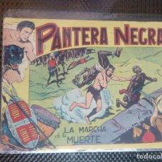 Tebeos: PANTERA NEGRA Nº 15 - ORIGINAL MAGA 1955 ( M-5 ). Lote 131927846