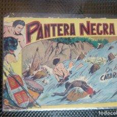Tebeos: PANTERA NEGRA Nº 16 - ORIGINAL MAGA 1958 ( M-5 ). Lote 131928514