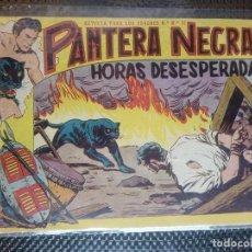 Tebeos: PANTERA NEGRA Nº 29 - ORIGINAL MAGA 1958 ( M-5 ). Lote 131931542