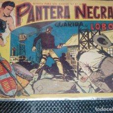 Tebeos: PANTERA NEGRA Nº 30 - ORIGINAL MAGA 1958 ( M-5 ). Lote 131931970