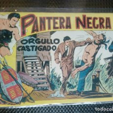Tebeos: PANTERA NEGRA Nº 32 - ORIGINAL MAGA 1958 ( M-5 ). Lote 131932438