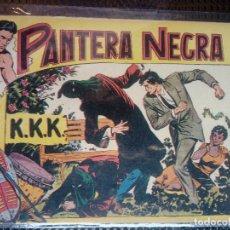 Tebeos: PANTERA NEGRA Nº 33 - ORIGINAL MAGA 1958 ( M-5 ). Lote 131932890