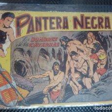 Tebeos: PANTERA NEGRA Nº 45 - ORIGINAL MAGA 1955 ( M-5 ). Lote 131935702