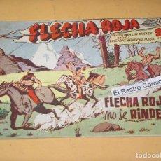 Tebeos: FLECHA ROJA Nº 3, ORIGINAL, ED. MAGA, ERCOM. Lote 132346358