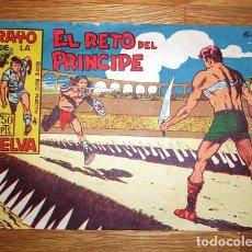 Tebeos: RAYO DE LA SELVA. Nº 6 : EL RETO DEL PRÍNCIPE (SERIE RAYO MARTYN). Lote 132685158