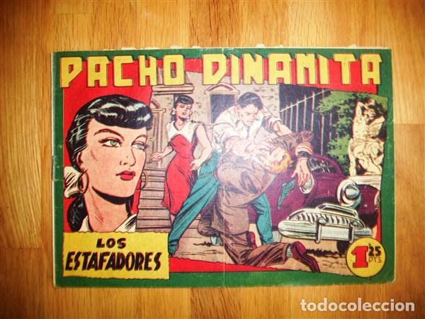 PACHO DINAMITA. Nº 58 : LOS ESTAFADORES (Tebeos y Comics - Maga - Pacho Dinamita)