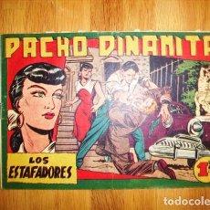 Tebeos: PACHO DINAMITA. Nº 58 : LOS ESTAFADORES. Lote 132913962