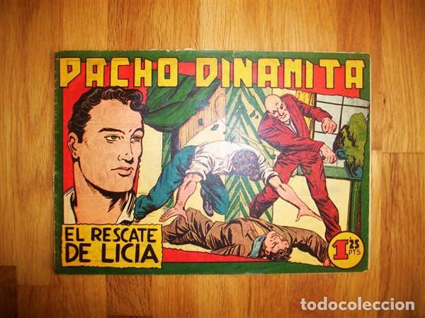 PACHO DINAMITA. Nº 73 : EL RESCATE DE LICIA (Tebeos y Comics - Maga - Pacho Dinamita)
