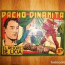 Tebeos: PACHO DINAMITA. Nº 73 : EL RESCATE DE LICIA. Lote 132914098