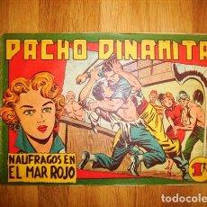 Tebeos: PACHO DINAMITA. Nº 74 : NÁUFRAGOS EN EL MAR ROJO. Lote 132915342