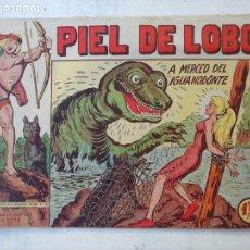 Giornalini: PIEL DE LOBO ORIGINAL Nº 86 MUY DIFICIL - EDI. MAGA 1959. Lote 133058402
