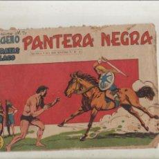 Tebeos: PEQUEÑO PANTERA NEGRA-MAGA-APAISADO-B/N-AÑO1958-FORMATO GRAPA-Nº 179-LOS PIRATAS DEL LAGO. Lote 133143086