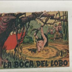 Tebeos: BENGALA-SERIE MARCOS-MAGA-APAISADO-B/N-AÑO1959-FORMATO GRAPA-Nº 23-EN LA BOCA DEL LOBO. Lote 133161098