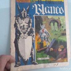 Livros de Banda Desenhada: EL CABALLERO BLANCO, ORIGINAL NUMERO 24: EL IMPOSTOR. Lote 133166082