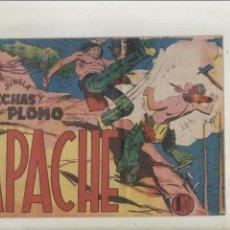 Tebeos: APACHE-MAGA-APAISADO-B/N-AÑO 1958-FORMATO GRAPA-Nº 29-FLECHAS Y PLOMO. Lote 133197774
