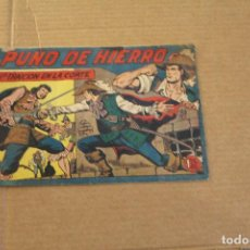Tebeos: PUÑO DE HIERRO Nº 1, EDITORIAL MAGA. Lote 133364682
