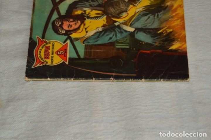 Tebeos: EL ESPIA - MAGA - Nº 12 - LOS QUE MURIERON - REVISTA PARA JÓVENES ESPÍA - SERIE METEORO - Foto 3 - 134607674