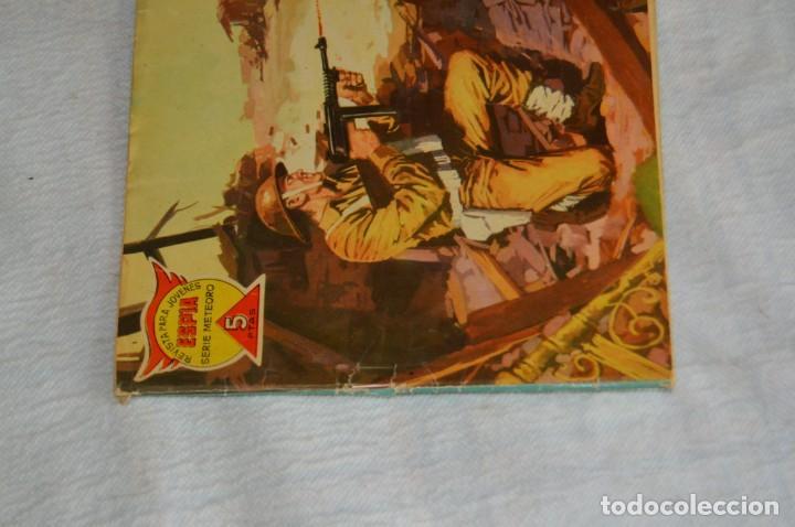Tebeos: EL ESPIA - MAGA - Nº 42 - UN CONSEJO DE GUERRA - REVISTA PARA JÓVENES ESPÍA - SERIE METEORO - Foto 4 - 134608282