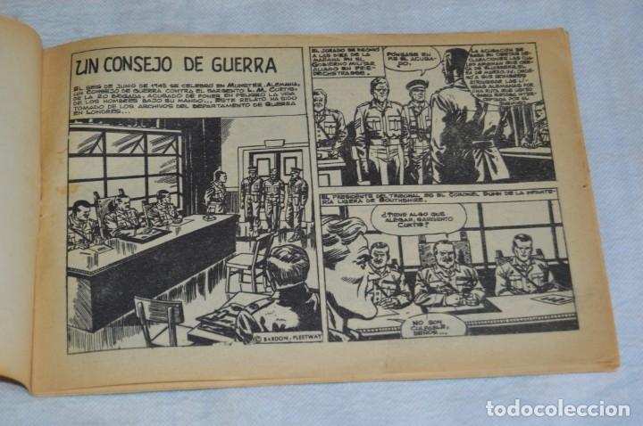 Tebeos: EL ESPIA - MAGA - Nº 42 - UN CONSEJO DE GUERRA - REVISTA PARA JÓVENES ESPÍA - SERIE METEORO - Foto 6 - 134608282