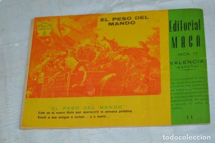 Tebeos: EL ESPIA - MAGA - Nº 44 - EN LAS TINIEBLAS - REVISTA PARA JÓVENES ESPÍA - SERIE METEORO - Foto 5 - 134608758