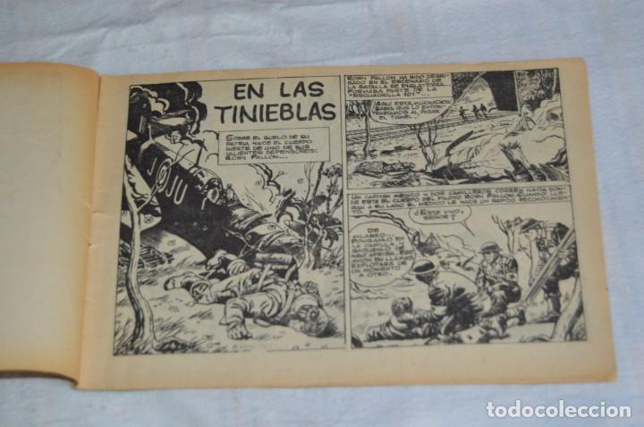 Tebeos: EL ESPIA - MAGA - Nº 44 - EN LAS TINIEBLAS - REVISTA PARA JÓVENES ESPÍA - SERIE METEORO - Foto 6 - 134608758