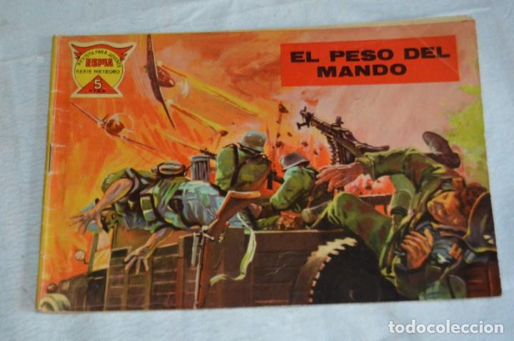 Tebeos: EL ESPIA - MAGA - Nº 45 - EL PESO DEL MANDO - REVISTA PARA JÓVENES ESPÍA - SERIE METEORO - Foto 2 - 134608862