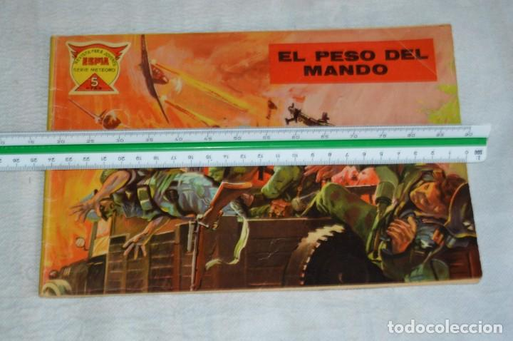 Tebeos: EL ESPIA - MAGA - Nº 45 - EL PESO DEL MANDO - REVISTA PARA JÓVENES ESPÍA - SERIE METEORO - Foto 4 - 134608862