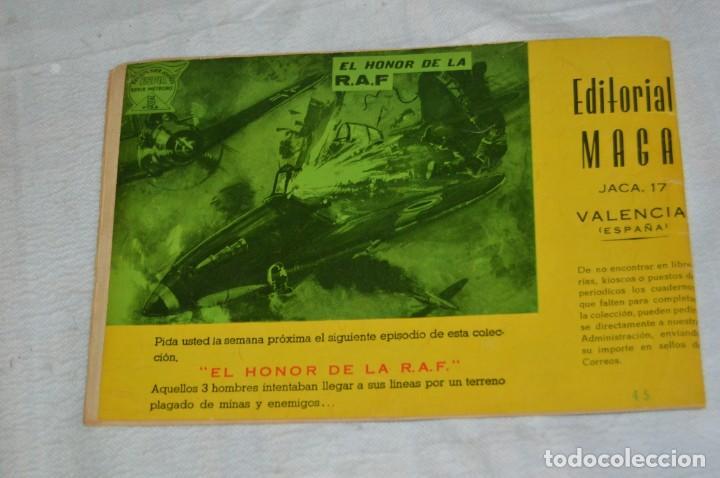 Tebeos: EL ESPIA - MAGA - Nº 45 - EL PESO DEL MANDO - REVISTA PARA JÓVENES ESPÍA - SERIE METEORO - Foto 5 - 134608862
