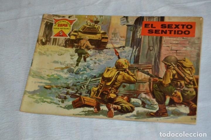 EL ESPIA - MAGA - Nº 47 - EL SEXTO SENTIDO - REVISTA PARA JÓVENES ESPÍA - SERIE METEORO (Tebeos y Comics - Maga - Otros)
