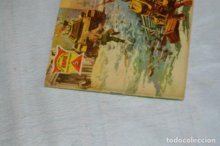 Tebeos: EL ESPIA - MAGA - Nº 47 - EL SEXTO SENTIDO - REVISTA PARA JÓVENES ESPÍA - SERIE METEORO - Foto 3 - 134609326
