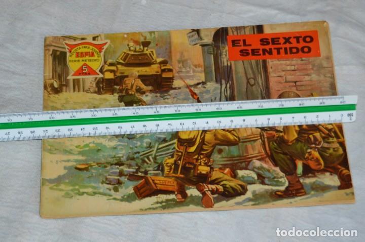 Tebeos: EL ESPIA - MAGA - Nº 47 - EL SEXTO SENTIDO - REVISTA PARA JÓVENES ESPÍA - SERIE METEORO - Foto 4 - 134609326