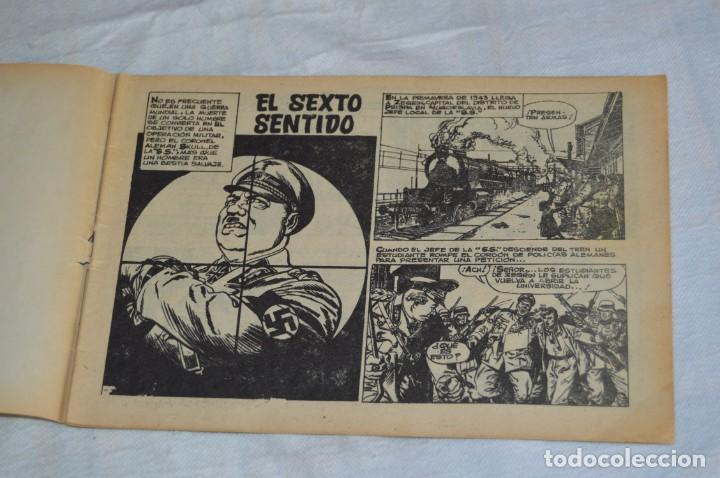 Tebeos: EL ESPIA - MAGA - Nº 47 - EL SEXTO SENTIDO - REVISTA PARA JÓVENES ESPÍA - SERIE METEORO - Foto 6 - 134609326